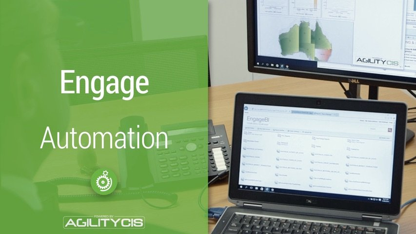 image-Agility CIS Product video series – Engage