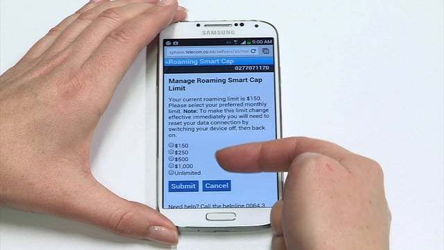 image-Spark Digital Samsung Galaxy S4 tutorial video