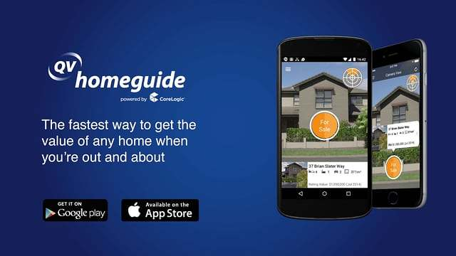 image-QV Homeguide app promotional video