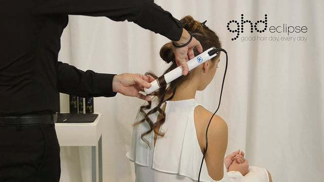 image-ghd big beautiful waves tutorial video
