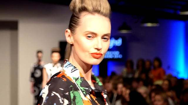 image-ghd/Fashion Quarterly spring catwalk event video